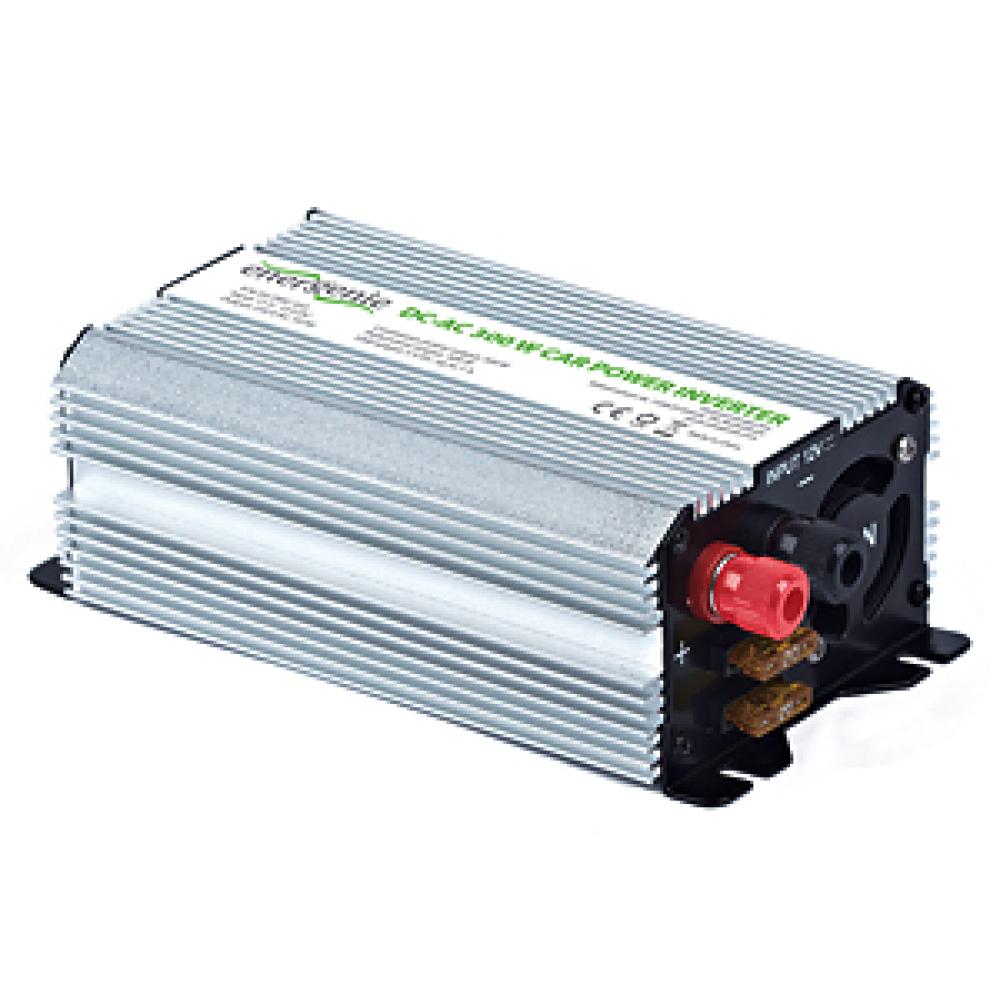 Купить Автомобильный адаптер с 12В на 220В 300Вт Energenie EG-PWC-032 по низкой цене в интернет-магазине Хком.