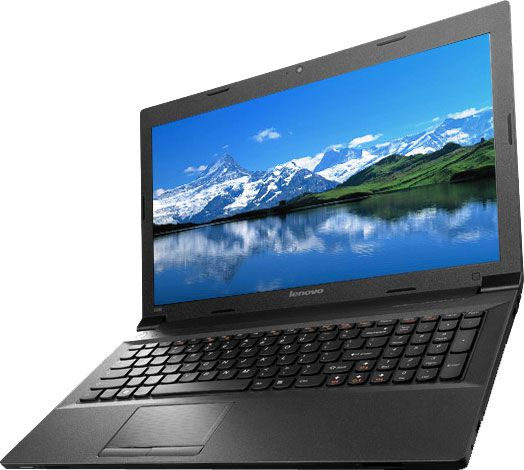 "Фото: Ноутбук 15"" Lenovo IdeaPad B590G Black (59-381385)"