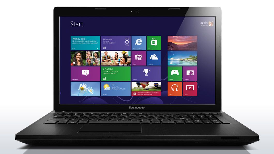 "Фото: Ноутбук 15"" Lenovo IdeaPad G510A Black (59-391949)"