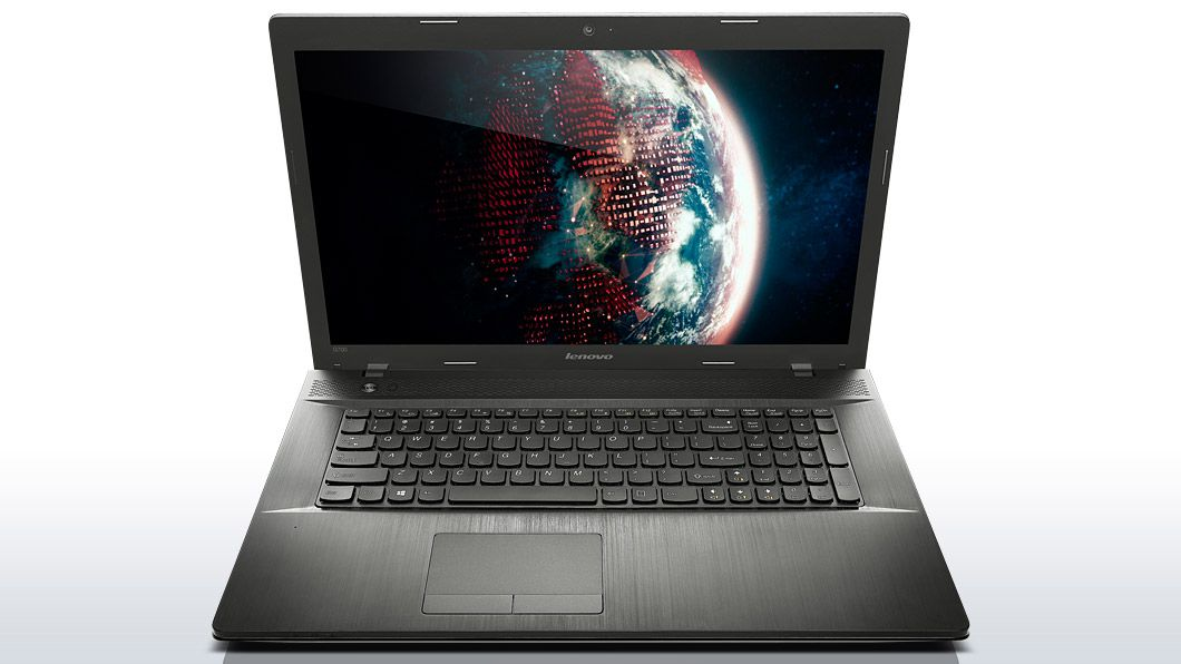 "Фото: Ноутбук 17"" Lenovo IdeaPad G700A Black (59-395313)"