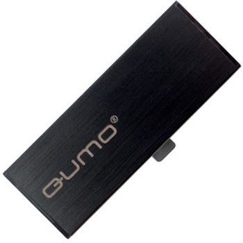 Фото: USB Flash Drive 16GB Qumo Aluminium (черный)