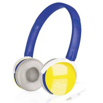 Фото: Наушники SPEED LINK FREESTYLE blue-yellow (SL-8752-BEYW)
