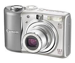 Фото: Цифровая камера Canon PowerShot A1100 IS Silver