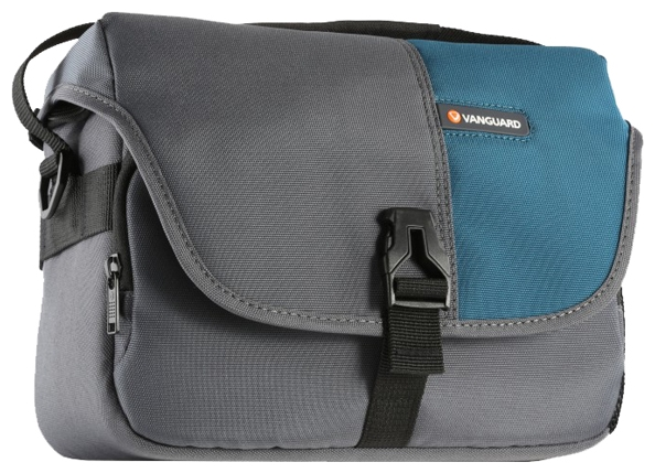 Фото: Сумка Vanguard ZIIN 25BL, Black/Blue