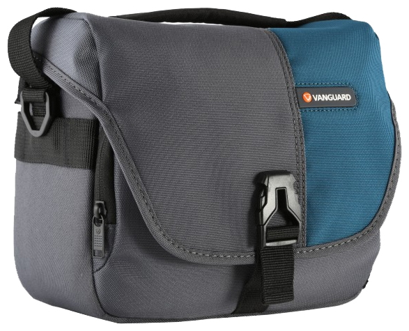 Фото: Сумка Vanguard ZIIN 21BL, Black/Blue