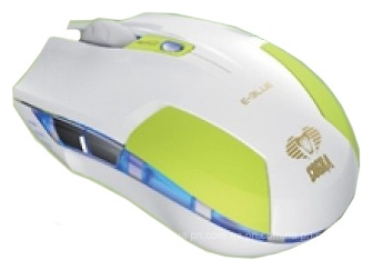 Фото: Мышь E-Blue Cobra-S EMS128 6D Gaming USB Green