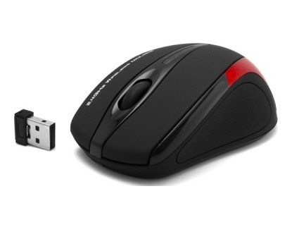 Фото: Мышь Flyper Deluxe FDS-42BRG USB, Black-Red Wireless