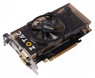 Фото: Видеокарта Zotac GeForce GTS450 AMP!, 1Gb DDR5 (ZT-40502-10L)