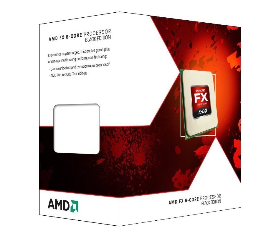 Фото: Процессор AM3+ AMD FX-6300 Box / 6x3,5GHz / FD6300WMHKBOX