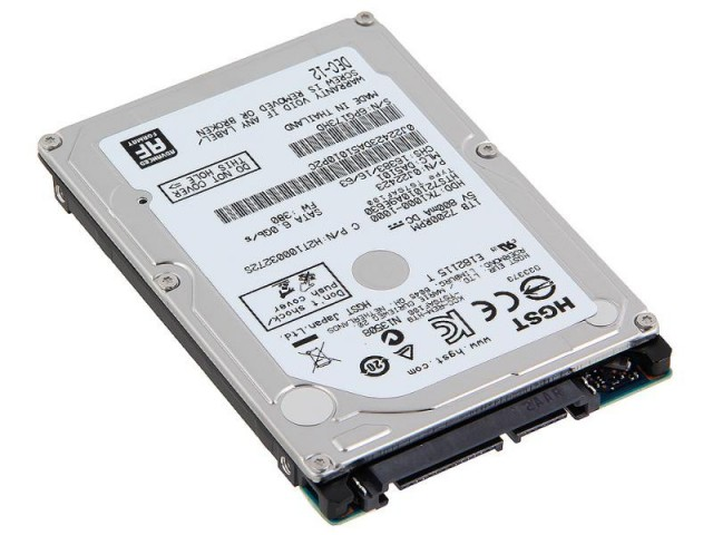 Фото: Жесткий диск HDD 1Tb Hitachi Travelstar 7K1000 (0J22423) / 2,5""