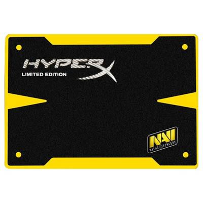 "Фото: Жесткий диск SSD 120Gb Kingston HyperX Gen 2 (SH103S3/120G-NV) / 2,5"" / MLC / read 555Mb/s / write 510Mb/s / SATAIII"