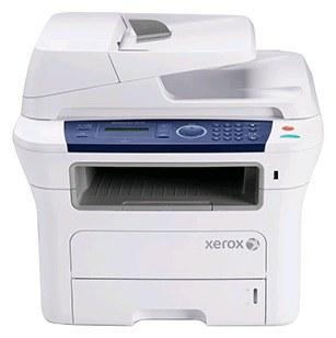 Фото: МФУ лазерное XEROX WorkCentre 3210N