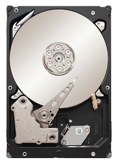 Фото: Жесткий диск SATA 2TB Seagate Barracuda ST32000641AS
