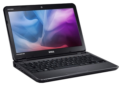 Фото: Нетбук DELL Inspiron 1120 (210-32795-Black)