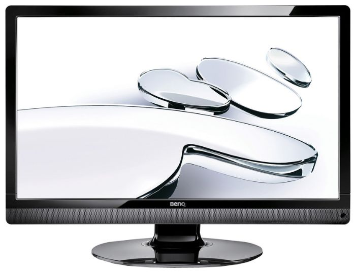 "Фото: Монитор 22"" BenQ ML2241 Glossy Black, LED (ТВ-тюнер, USB, H.264/MPEG4"