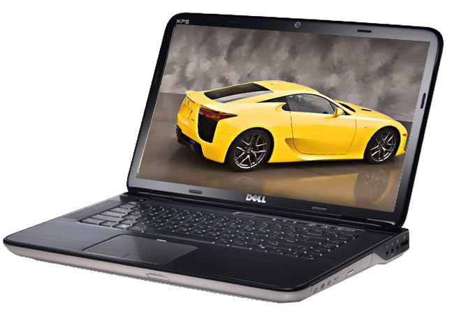 Фото: Ноутбук  DELL Studio XPS 15 (DXL501I7404640AL) Metalloid A