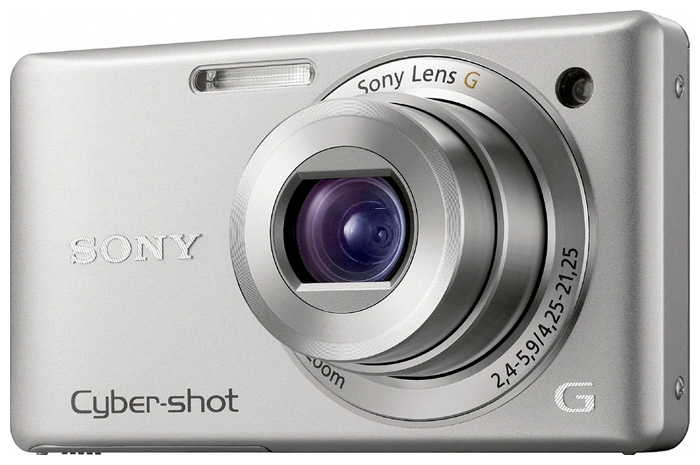 Фото: Цифровая камера Sony DSC-W380 silver MemoryStick  (DUO PRO)