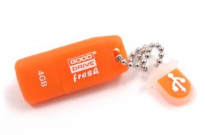 Фото: USB Flash Drive 16 Gb Goodram FRESH ORANGE