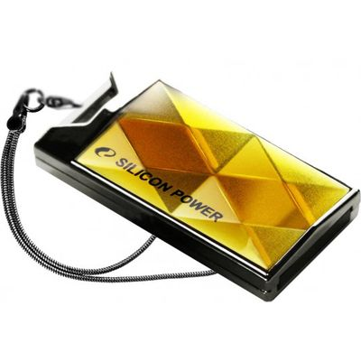 Фото: USB 16 Gb SILICON POWER Touch 850 Amber