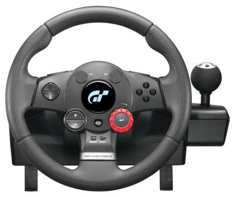 Фото: Руль Logitech Steering Wheel Drive Force GT (941-000021)