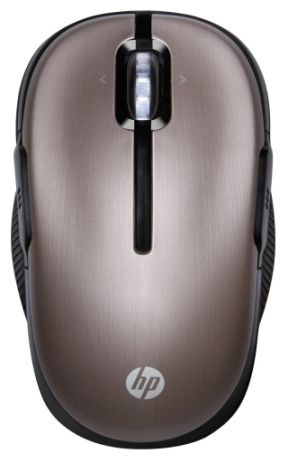 Фото: Мышь HP Wireless Laser Mobile Mouse Argento Blush (WX406AA)