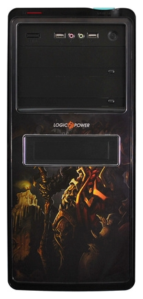 Фото: Корпус Logicpower 8817 GE-5 GAMER EDITION 500W