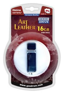 Фото: USB Flash Drive 16 Gb Goodram Art Leather