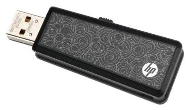Фото: USB Flash Drive 16 Gb HP C485W, Black