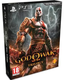 Фото: PS3. God of War Trilogy Pack (русская версия)
