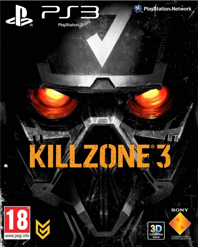Фото: PS3. Killzone 3:Helghast Edition (русская версия)