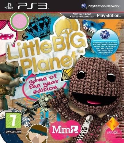 Фото: PS3. LittleBigPlanet Game of the Year (русская версия)