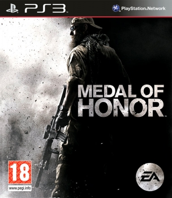 Фото: PS3. Medal of Honor (русская версия)