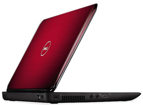 Фото: Ноутбук  DELL Inspiron N5010 (DI5010I4804500R) Tomato Red