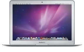 Фото: Ноутбук Apple MacBook Air MC503LL/A