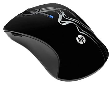 Фото: Мышь HP Wireless Laser Comfort Mouse VT677AA