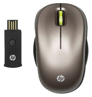 Фото: Мышь HP Wireless Optical Mobile Mouse (Biscotti) WX413AA