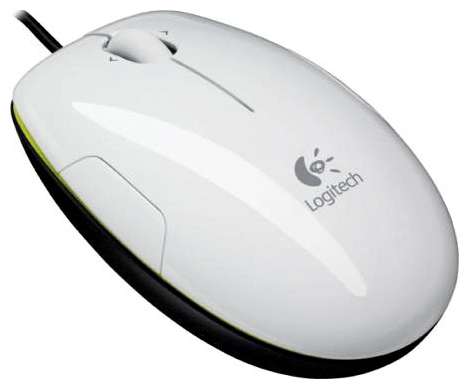 Фото: Мышь Logitech LS1 wheel Laser Mouse USB (910-000865)