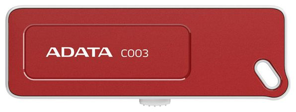 Фото: USB Flash Drive 4 Gb A-DATA C003 Red (AC003-4G-RRD)