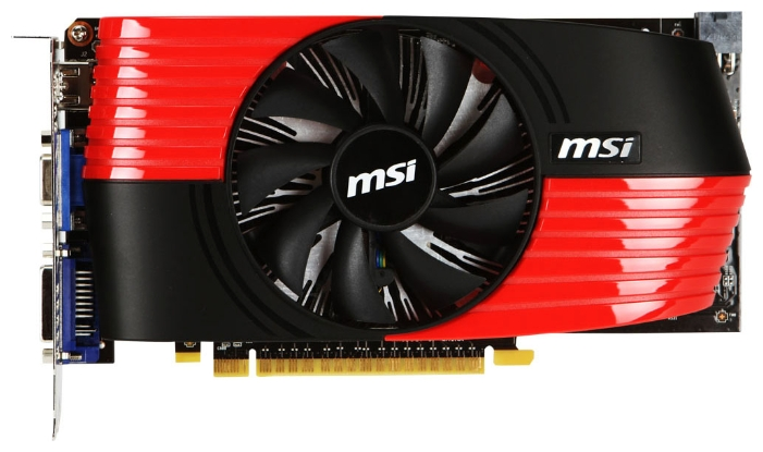 Фото: Видеокарта MSI GeForce GTS450 (N450GTS-MD1GD5)