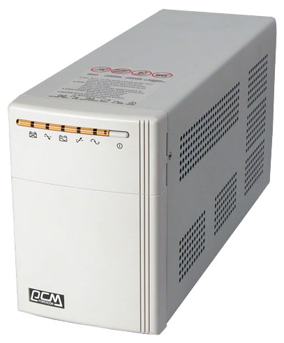Фото: ИБП PowerCom KIN-625AP
