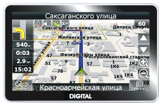 Фото: Навигатор GPS Digital DGP-4311