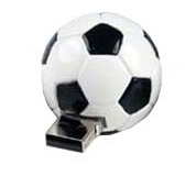 Фото: USB Flash Drive 4 Gb Pretec i-Disk Football