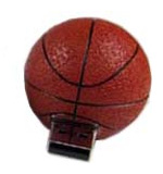 Фото: USB Flash Drive 4 Gb Pretec i-Disk Basketball