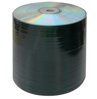 Фото: Диск DVD+R 100 Patron, 4.7GB, 16x, Bulk Box