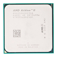 Фото: Процессор AM3 AMD Athlon II X2 250, Tray