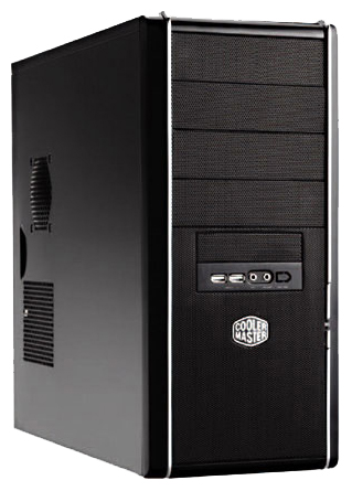 Фото: Корпус CoolerMaster Elite 334 500W (RC-334U-KKP500) Black