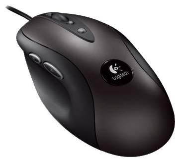 Фото: Мышь Logitech G400 Gaming Mouse USB (910-002278)