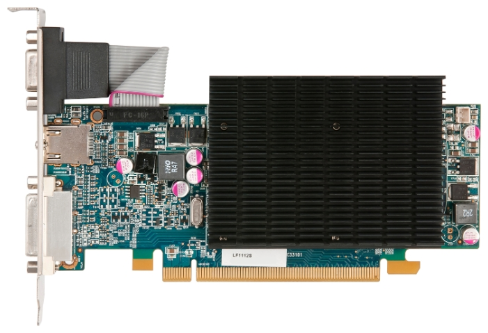 Фото: Видеокарта HIS / Radeon HD6570 / 1Gb DDR3 / 128-bit / H657FO1G
