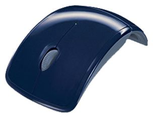 Фото: Мышь Microsoft ARC Mouse Mac/ Win USB Blue(ZJA-00038)