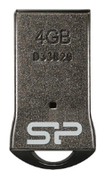 Фото: USB 4 Gb SILICON POWER Touch T01 Black